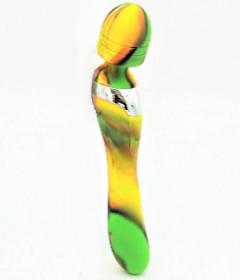Camo Beja 2in1 Vibrator Green