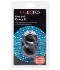 Ultra-Soft Crazy 8 Ring