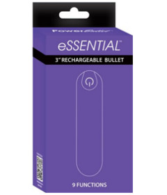 eSSENTIAL Rechargeable Bullet Purple