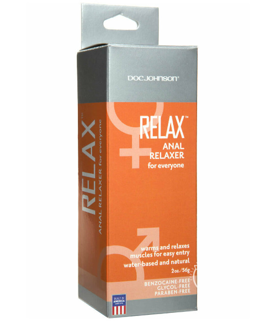 Relax - Anal Relaxer 56g