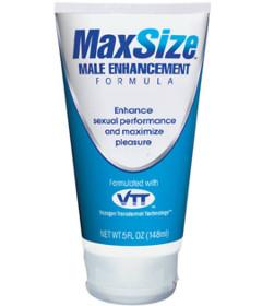 Maxsize Male Enhancement Cream 150ml