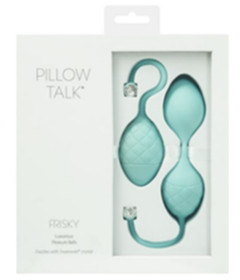 Pillow Talk Frisky Teal