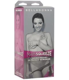 Main Squeeze Belladonna Pussy Vanilla