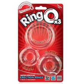 SO RingO x3 Clear