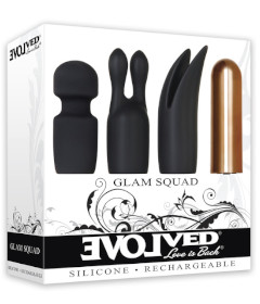Glam Squad Copper Bullet & Sleeve Kit