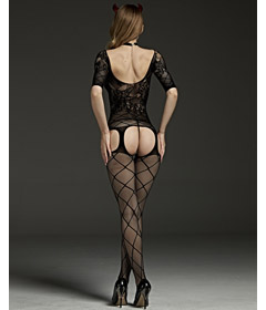 Rimes 7110 Bodystocking Full