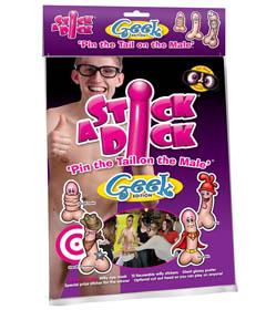 Stick A Dick - Geek Edition