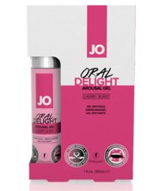 JO - Oral Delight Arousal Gel Cherry