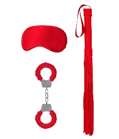 OUCH Intro Bondage Kit 1 Red
