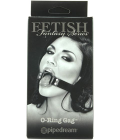 Fetish Fantasy - O Ring Gag