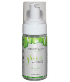 Intimate Earth Green Tea Tree Toy Cleaner Foam 100ml