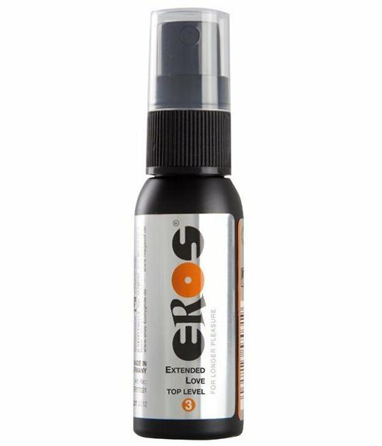 EROS Extended Love Top Level 3 Spray 30ml