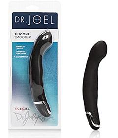 Dr Joel Silicone Smooth P Black
