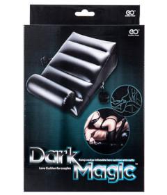 Dark Magic Ramp Wedge with Cuffs