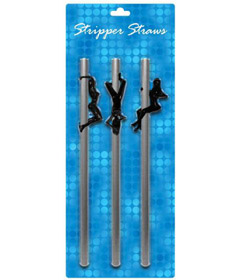 Stripper Straws - Female