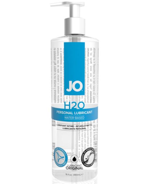 System JO - H2O Pump 480ml