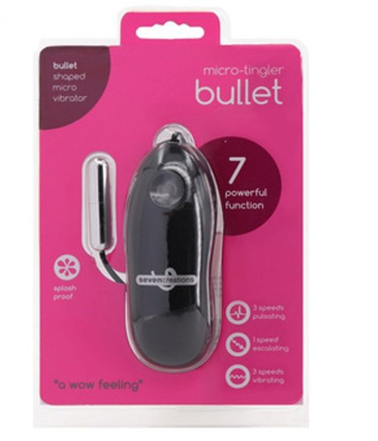 Micro Tingler Bullet 7 Function