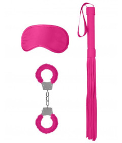 OUCH Intro Bondage Kit 1 Pink