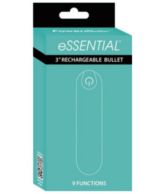 eSSENTIAL Rechargeable Bullet Teal