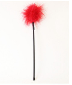Fluffy Tickler Red