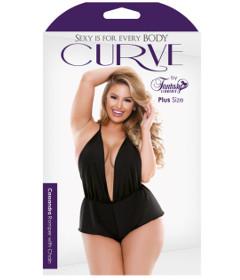 Curve P519 Cassandra Romper 3X4X
