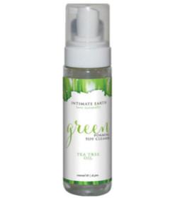 Intimate Earth Green Tea Tree Toy Cleaner Foam 200ml