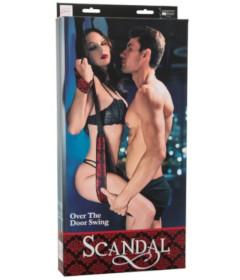 Scandal Over The Door Swing - Red