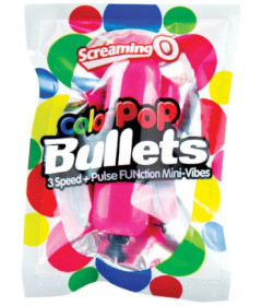 ColorPoP Bullet 4 Functions - Pink