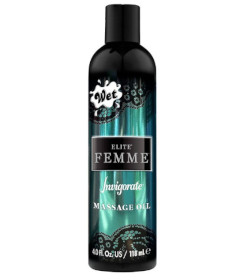 Elite Femme Massage Oil Invigorate 118ml
