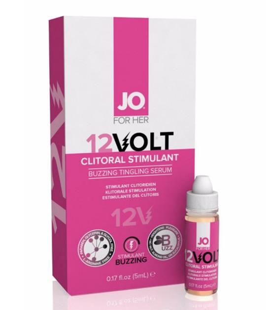 JO 12 VOLT Clitoral Stimulant 10ml