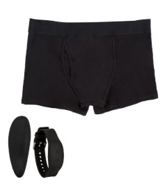 Remote Control Boxer Brief M L