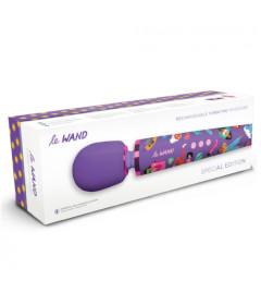 Le Wand Feel My Power Jade Purple