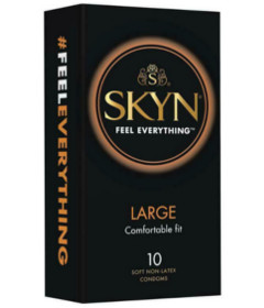 Lifestyle SKYN Large Condoms 10s