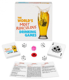 Worlds Most Ridiculous Drinking Game