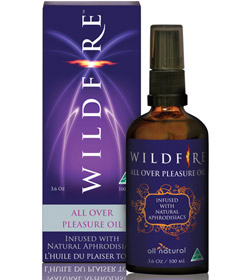 Wildfire All Over Pleasure Oil 100ml