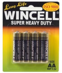 Wincell AA Super Heavy Duty 4pk