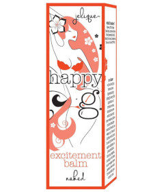Happy G Excitement Balm 15ml