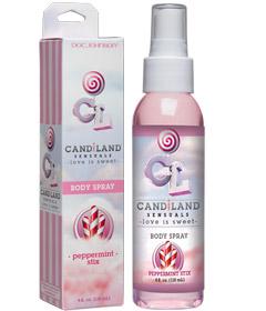 Candiland Body Spray Peppermint Stix 118ml