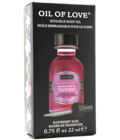 KS Oil Of Love Raspberry Kiss 22ml