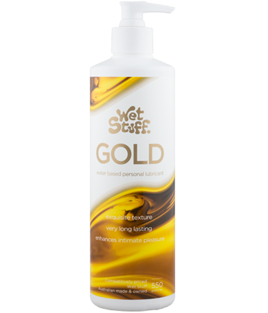 Wet Stuff Gold 550g Pump