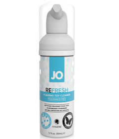 System JO Refresh - Foaming Toy Cleaner 50ml