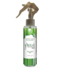 Intimate Earth Green Tea Tree Toy Cleaner Spray 125mL