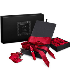 Lelo valentines Open Secret Gift Set