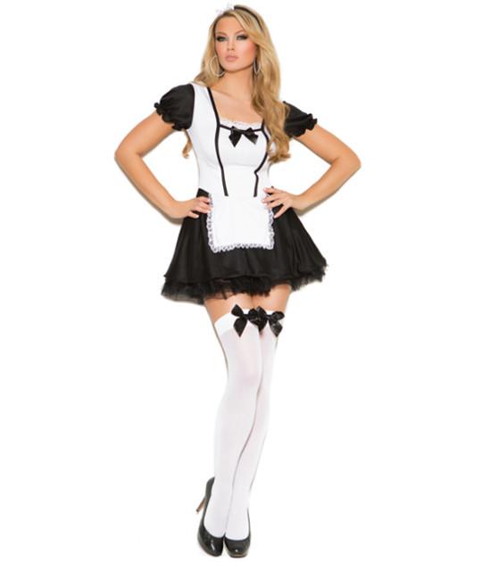 EM 9089 Mischievious Maid Small