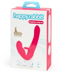 Happy Rabbit Strapless Strap On