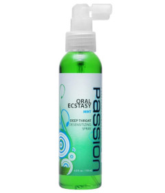 Passion Oral Deep Throat Spray - Mint