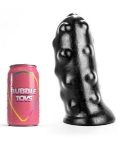 Bubble Toys Blob Large Black