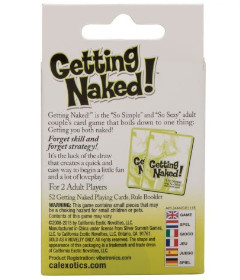 Getting Naked Game