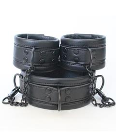 SHA005 - Padded Leather Neck To Wrist