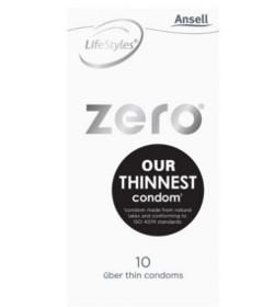 Lifestyle ZERO Uber Thin 10pk